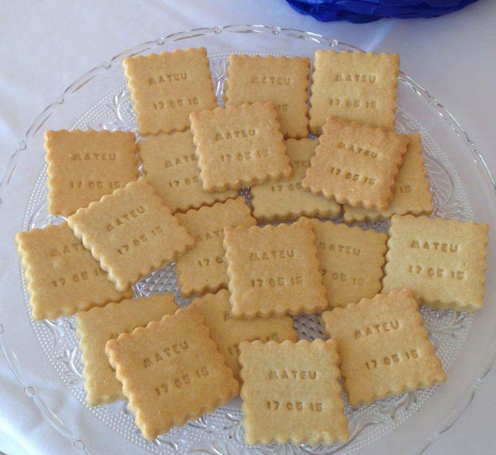 Mesa dulce para la comunión de Mateu