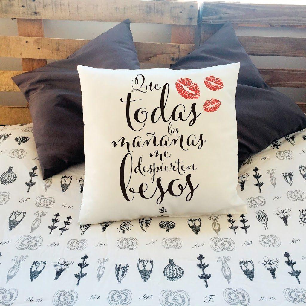 Cojines originales para momentos inolvidables amart palma - Como colocar cojines en la cama ...