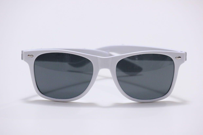 Gafas de sol montura blanca - Amart Palma