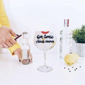 copa de gin-tonic