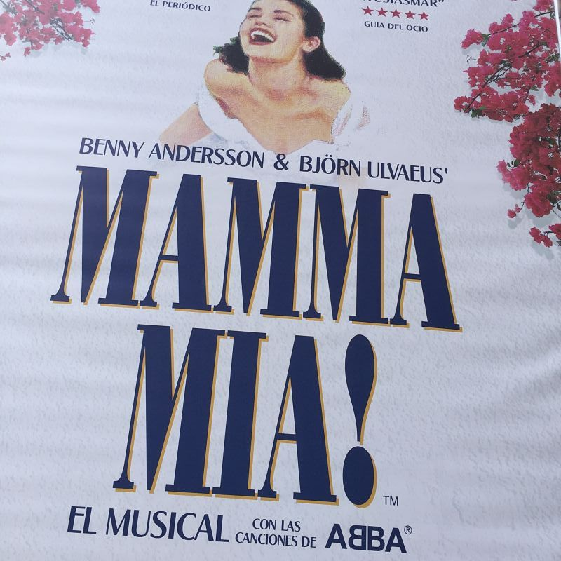 Mamma Mia! El Musical