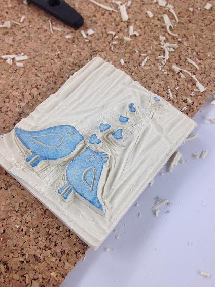 taller carvado de sellos amart palma