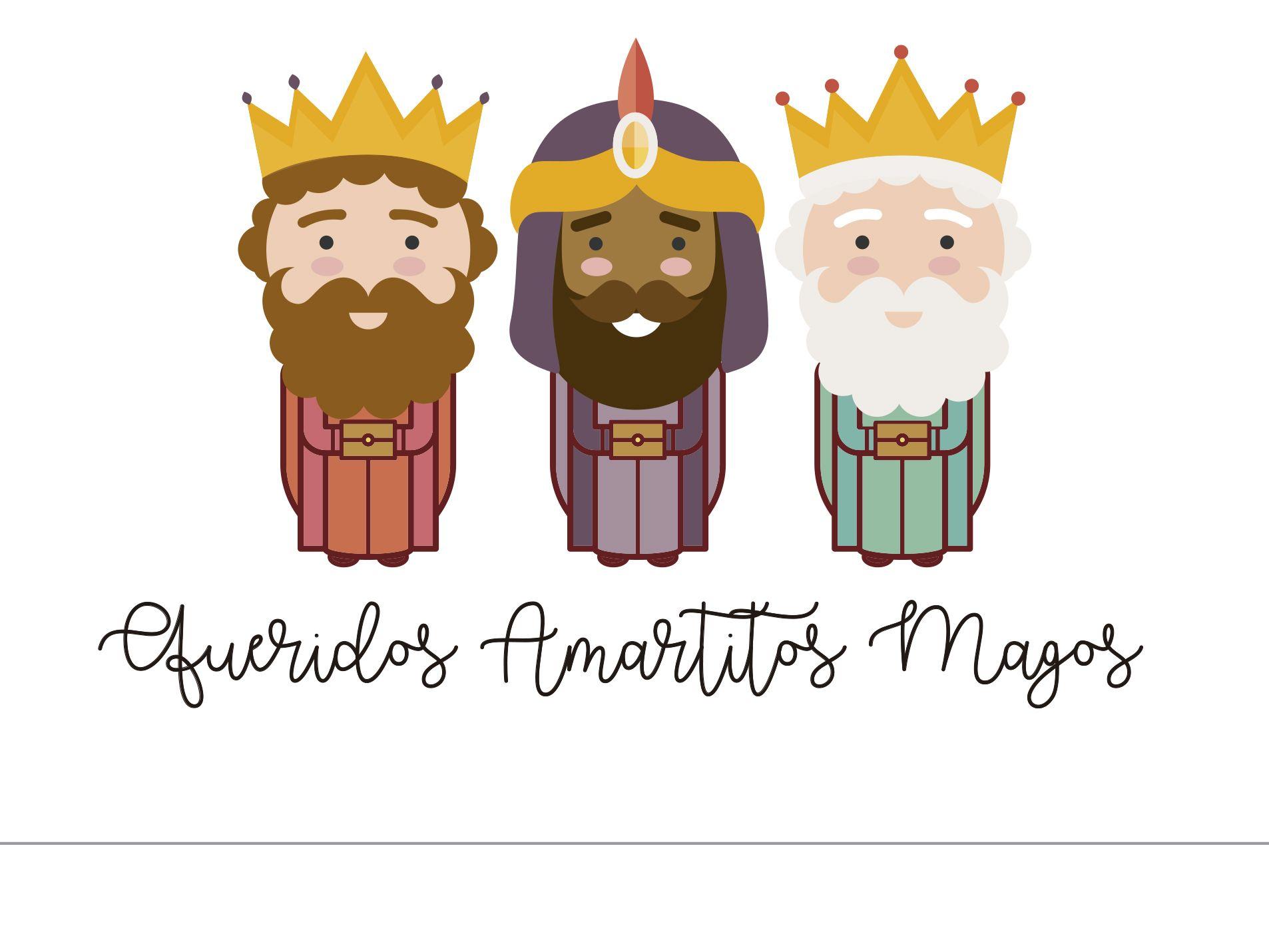 ¡Concurso Navideño de los Queridos Amartitos Magos!