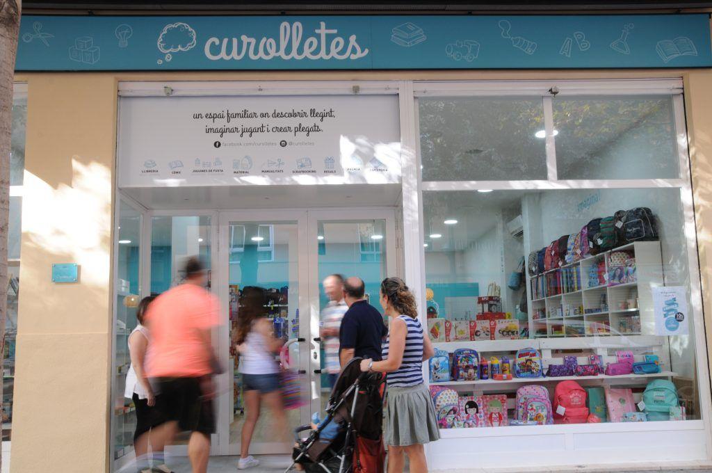 Curolletes, nuevo punto de venta en Palma
