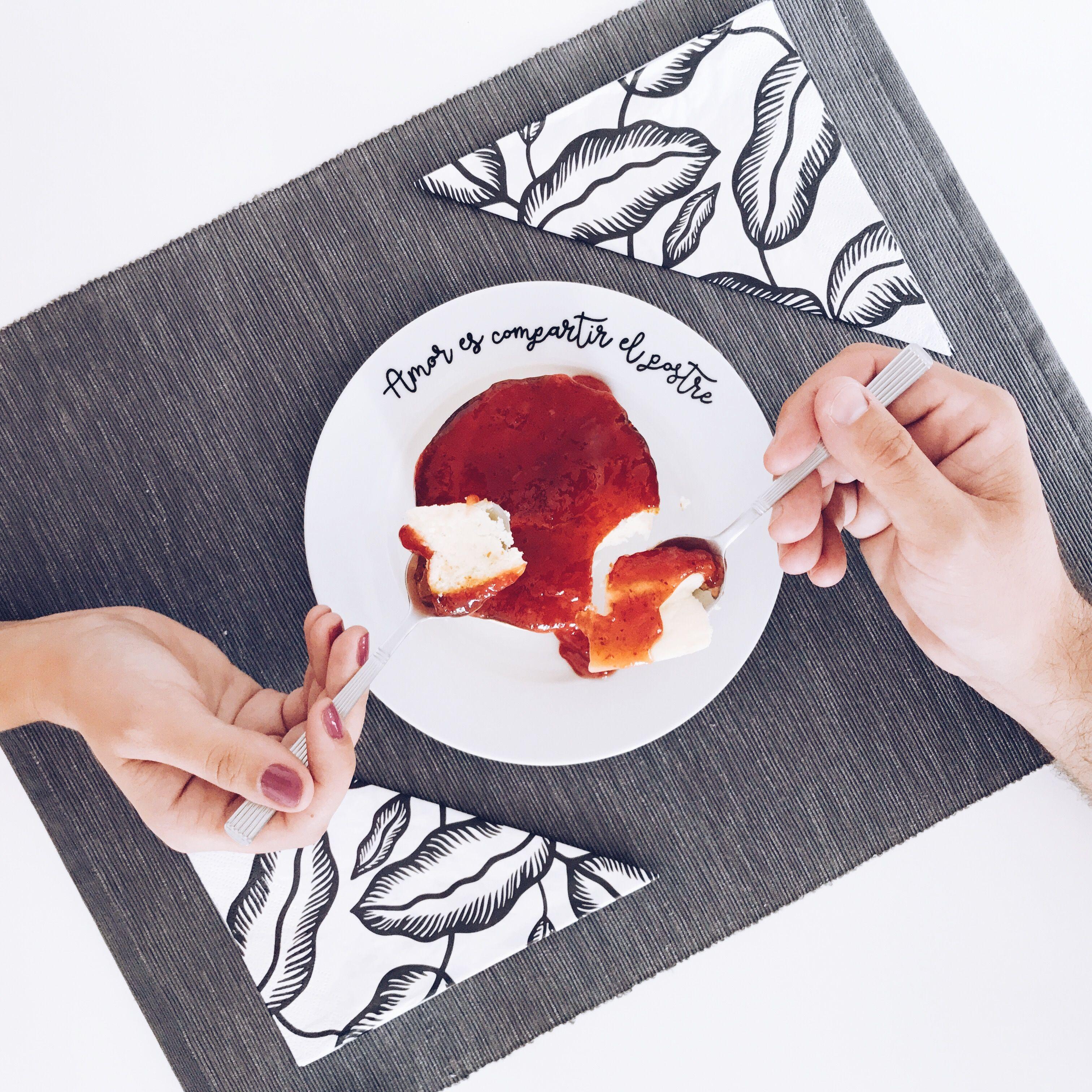 Recetas deliciosas para platos con mensaje