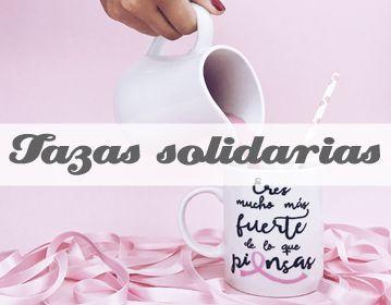 Tazas solidarias