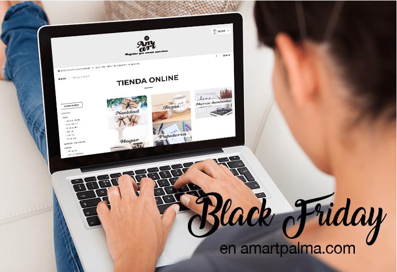Black Friday en AmartPalma.com: 25% de descuento en toda nuestra web
