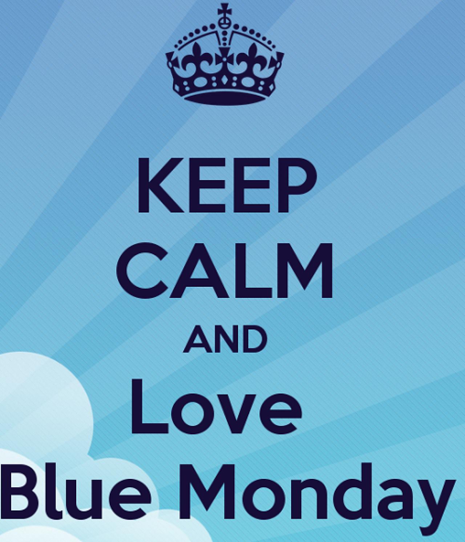 Blue Monday en Amart Palma