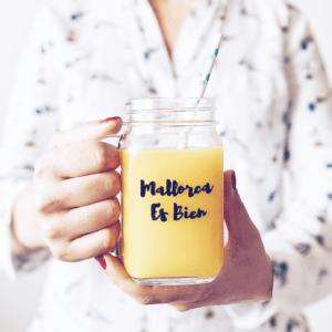 vaso smoothie Mallorca es bien