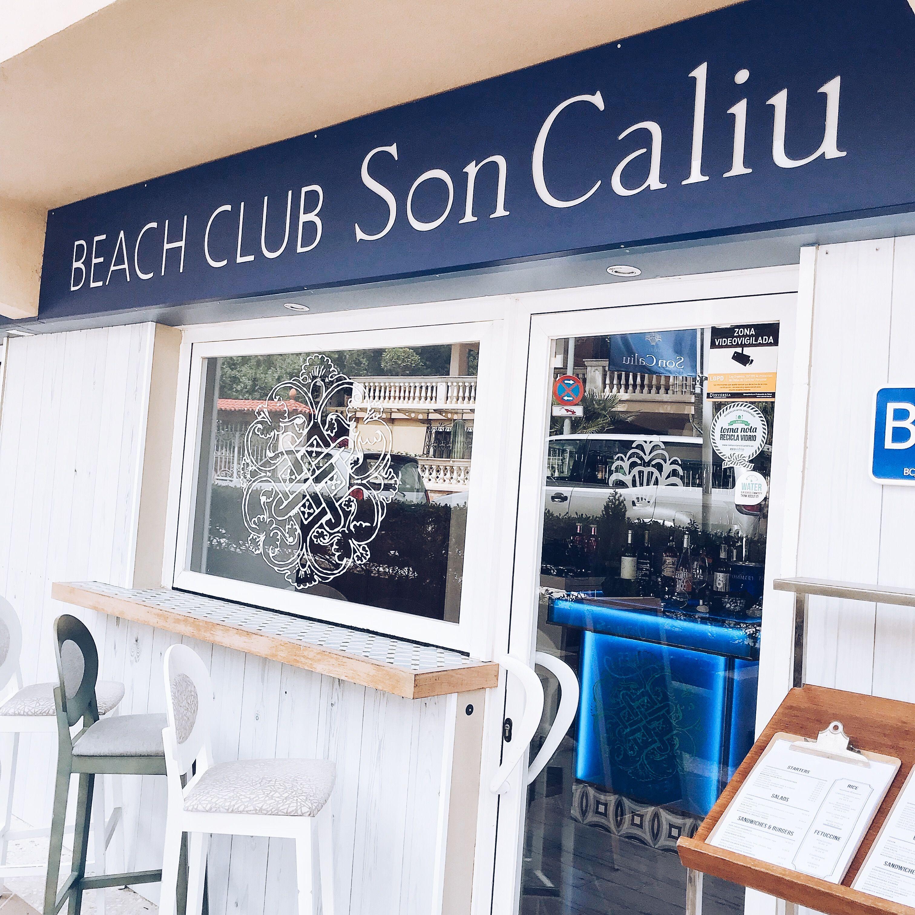 beach club son caliu
