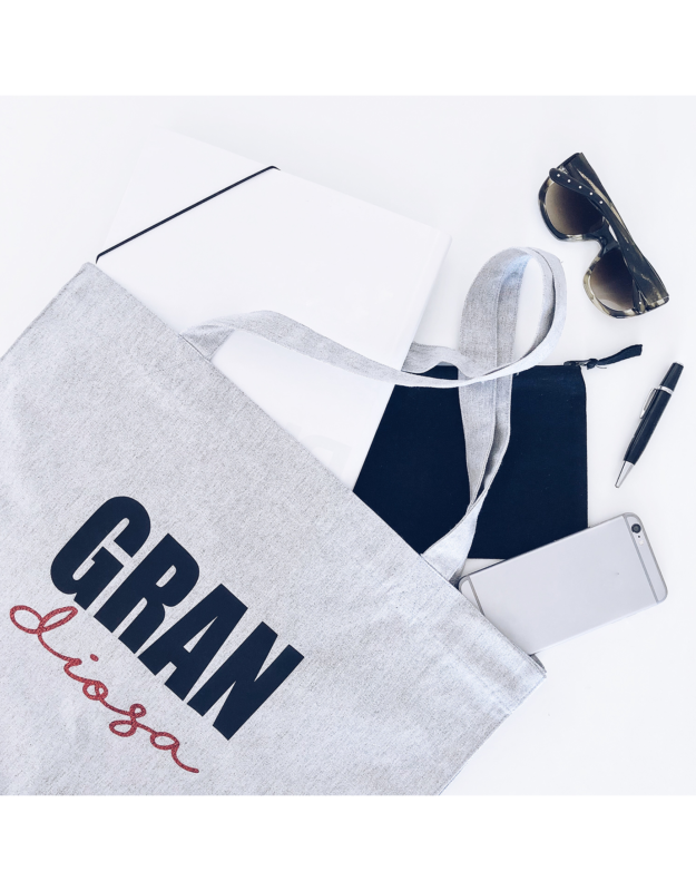 "Shopping bag ""Gran-diosa"""