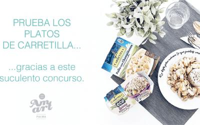 Los platos microondables de Carretilla + concurso
