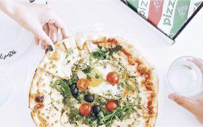 Cyranos pizzería + sorteo de una cena para dos