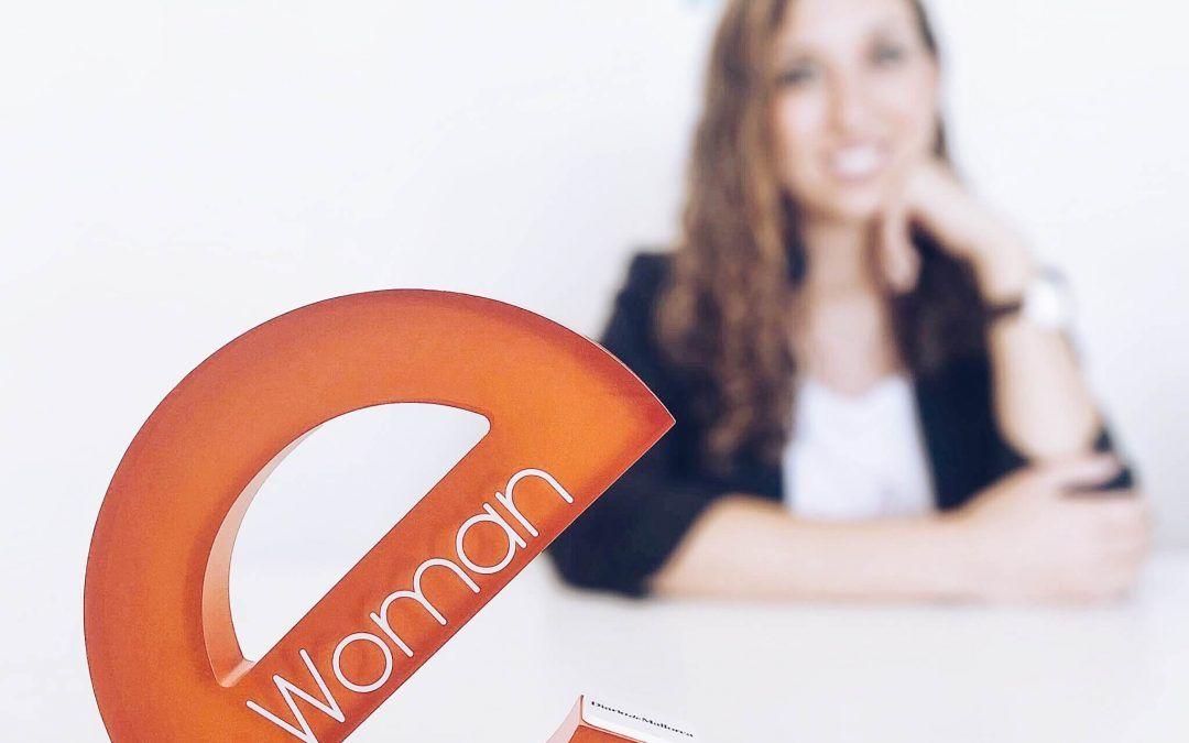 ¡Ganamos el premio eWoman de Negocio Online!