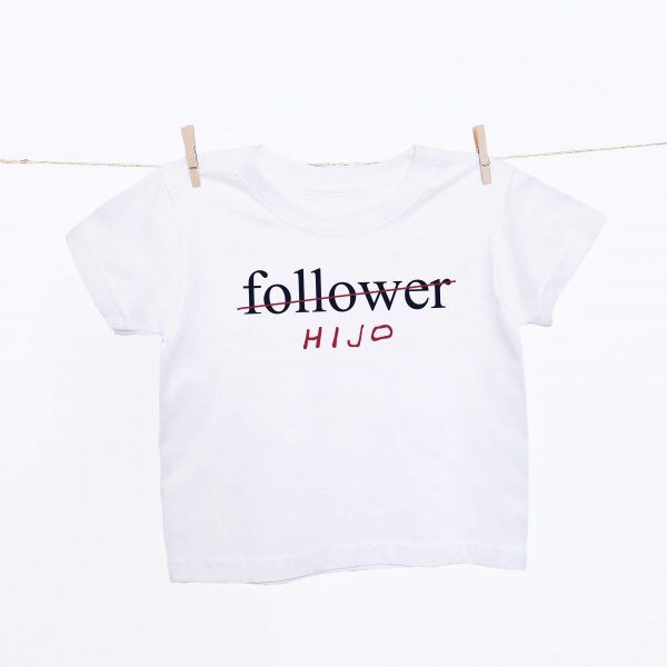 camiseta follower