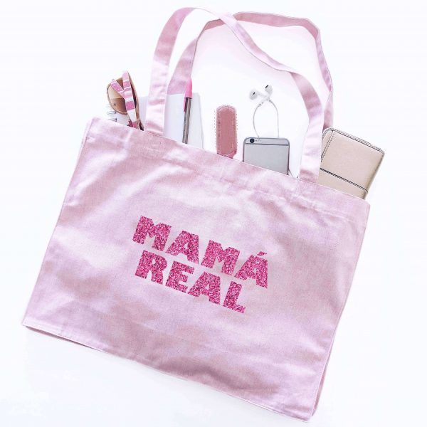 shopping bag mamá real