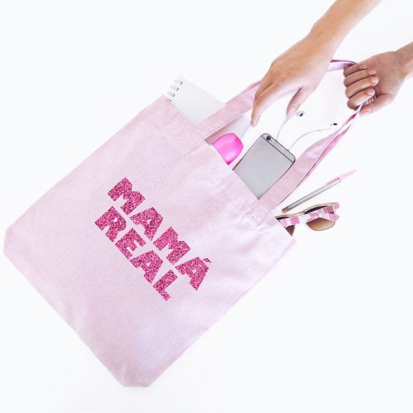 tote bag mamá real