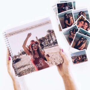 álbum de fotos personalizado con fotos